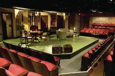 Hanover Theatre interior