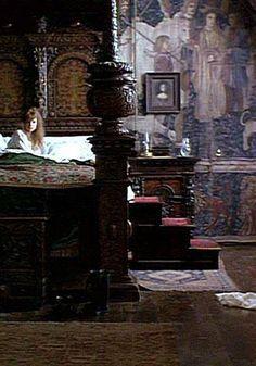 tapestry room, mary lennox