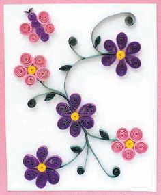 Paper Quilling History
