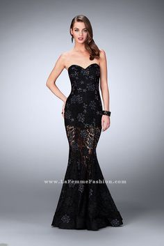 La Femme - 24220 - All Dressed Up, Prom/Party