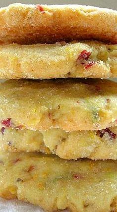 Cranberry Orange Cookies ❊