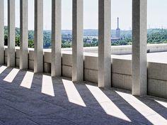 Museum of Modern Literature, Marbach am Neckar, Germany by David Chipperfield Architects/ photo frank formsache, via Flickr