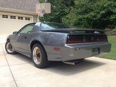 1987 Pontiac Trans Am GTA 36,000 miles full SLP conversion when new ...