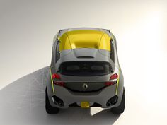 Concept-car Renault Kwid sur StartandStop