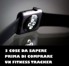 3 cose da sapere prima di comprare un Fitness Smartwatch. Oggi parliamo di alcune cose da prendere in considerazione prima di acquistare un fitness tracker, o un orologio gps...