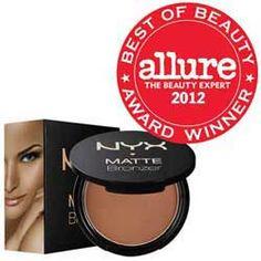 NYX Cosmetics- so good! It's award winning!