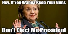 GOA Hillary Clinton Meme