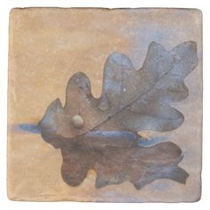 Shop USA, New Mexico. Oak leaf in stream Stone Coaster created by OneWithNature. Stone Coasters, Shop Usa, Custom Coasters, Travertine, Hostess Gifts, New Mexico, House Warming, Backdrops, Leaves