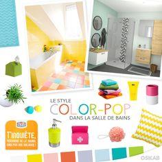 Découvrez notre planche de tendance sur le style color pop pour recréer dans…