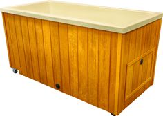 portable baptistry brown 2