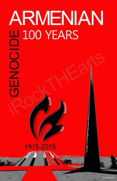 This project was designed to commemorate the upcoming April 2015 centennial of the Armenian Genocide.