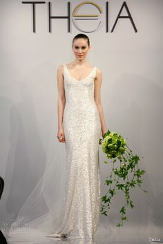 Theia Spring 2014 Wedding Dresses | Wedding Inspirasi