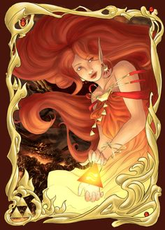 Din: Goddess of Power - Earth Mother - Cultivating Land. (5-3-5 syllable)