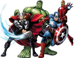 Super Heroes will Invade in 2017