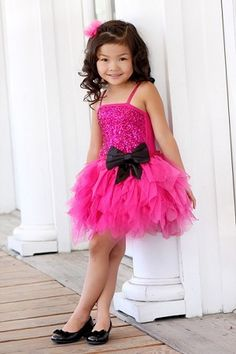 Ooh! La, La! Couture 'Wow - Emma' Dress (Big Girls) available at ...