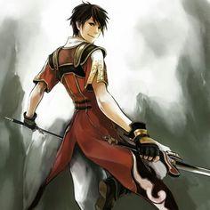 Dynasty warriors |  Lu Xun