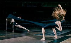 Full stretch: fashion designer Hussein Chalayan directs a dance at Sadler's Wells theatre | Fashion | Wallpaper* Magazine