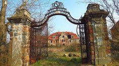 Pałac samobójców - Glinka koło Góry Śląskiej