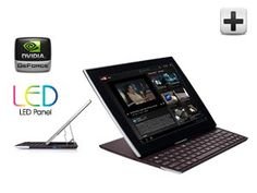 Asus Tablet with keyboard