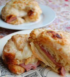 Croque Monsieur – My way