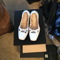 Tods shoes White ballet driving shoes. Excellent condition. Tods. Tod's Shoes Flats & Loafers