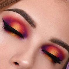 Makeup Goals Products Make Up Eyeshadows New Ideas Makeup Eye Looks, Cute Makeup, Eyeshadow Looks, Pretty Makeup, Eyeshadow Makeup, Eyeliner, Good Makeup, Simple Makeup, Makeup Cosmetics