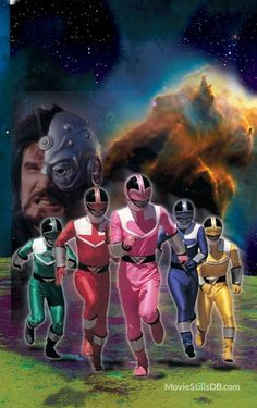 """""""Power Rangers Time Force"""""""