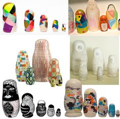 A History of Nesting Dolls | tea collection blog