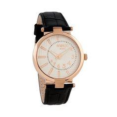 Series Black, Black Leather, Watches, Accessories, Fashion, Moda, Wristwatches, Fashion Styles, Clocks