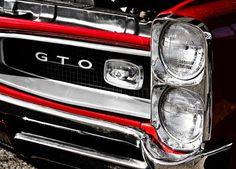 1966 Pontiac GTO Muscle Car 8x10 Fine Art Photograph, Other Sizes Available/omgggggggggggg