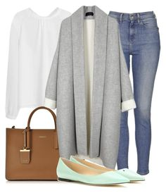 """""""Bree"""" by luissa ❤ liked on Polyvore featuring DKNY, Topshop, Jimmy Choo, women's clothing, women, female, woman, misses and juniors"""