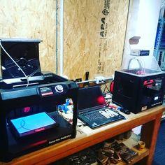 Last minute 3D Printing urgency. Impresión 3D de último momento! Si tienen un proyecto y les hace falta tiempo cuenten con nosotros para apoyarlos. #3dprinting #3dprint #makerbot #cwdesignmadeinmex #cwdesignmadeinmexico by craftworksmexico