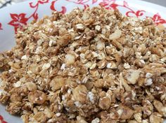 Nut Free Granola Recipe Healthy Delicious And Chewy Homemade Granola Bars For Nut Free Kids, Nut Free Granola Bars Wonkywonderful, Healthy Granola Recipe Nut Free Oil Free Detoxinista, Nut Free Snacks, Healthy Snacks, Healthy Kids, Healthy Cooking, Cereal Recipes, Snack Recipes, Baby Recipes, Top Recipes, Health Recipes