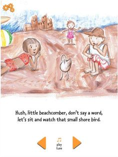 hush little beachcomber - Google Search
