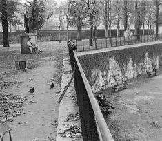 Paris, 1963, Kertész André
