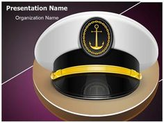 Captain Cap Powerpoint Template is one of the best PowerPoint templates by EditableTemplates.com. #EditableTemplates #PowerPoint #Fleet #Captain Cap #Attire #Chain #Navy #Boss #Cockade #Profession #Ship #Captain #Work #Illustration #Marine #Anchor #Occupation #Golden #Peaked Cap #Cap #Job #Speciality #Dress #Chief #Boat #Specialty #Seaside #Specialist #Head #Gold #Sea #Master