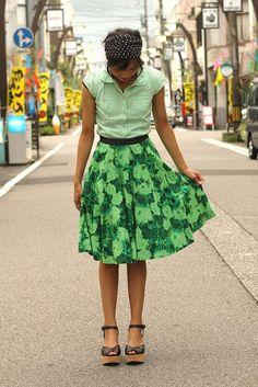 pretty greens