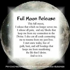 new moon ritual And so it is! Wiccan Spell Book, Wiccan Spells, Witchcraft, Real Spells, Full Moon Spells, Full Moon Ritual, Full Moon Meditation, Healing Meditation, Smudging Prayer