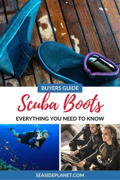 What are the Best Scuba Boots of Scuba Diving Equipment, Scuba Diving Gear, Scuba Travel, Scuba Diving Certification, Smart Socks, Snorkeling, Boat Shoes
