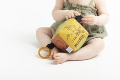 Toy Aussie, Baby Tumblr, Sage Color, Australian Animals, Fabric Tags, Organic Baby, Handmade Baby, Baby Products, Gender Neutral