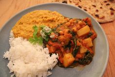 There comes a time when you realize that you've been using a recipe religiously for years.but have yet to share it with all your. Dahl Recipe, Aloo Gobi, Dhal, Vegetable Curry, Yummy Food, Tasty, Chapati, Fresh Ginger, Vegan Vegetarian