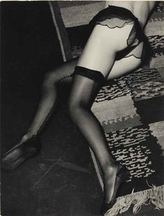 LINGERIE,  1933    Brassai