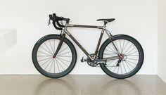 James Dart | Flax Composite Bike