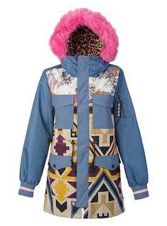 6428a85364cc Shop the Women s L.A.M.B. x Burton Rareview Parka along with more winter  jackets and outerwear from
