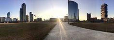 Con Emilio Palladino rimaniamo in zona Gae Aulenti #milanodavedere Milano da Vedere