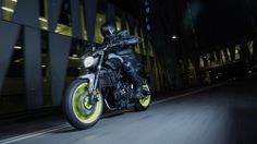 Yamaha MT-07 ABS 2017
