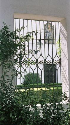 ironwork on Pinterest - Spanish Style Wrought Iron Window Grills