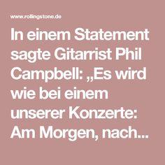 """In einem Statement sagte Gitarrist Phil Campbell: """"Es wird wie bei einem unserer Konzerte: Am Morgen, nachdem Du das Sex Toy benutzt hast, denkst Du: 'Was zur Hölle war das?' – und gehst danach mit einem großen Lächeln zur Arbeit."""""""