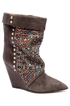 Isabel Marant Winter Shoes Collection 2013-2014 (6)