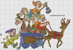 The seven dwarfs 1 of 2